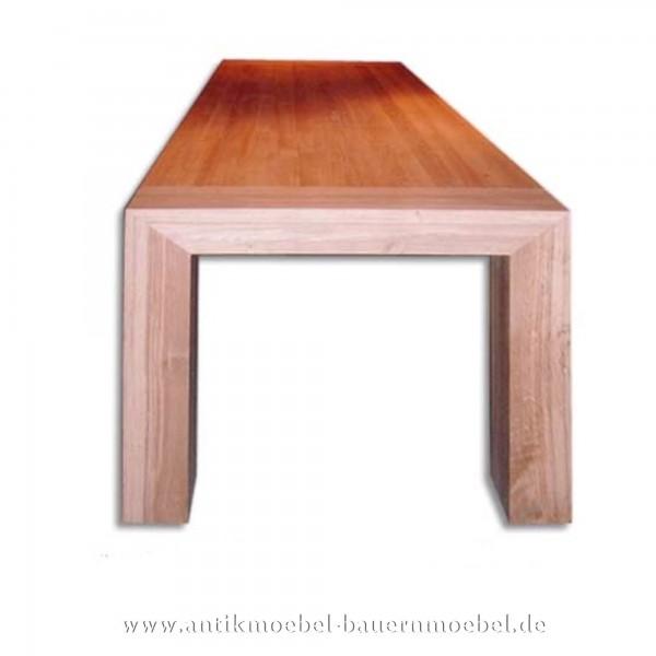 Esstisch Küchentisch Holztisch Eiche Massivholz quadratisch Hartholz Vollholz