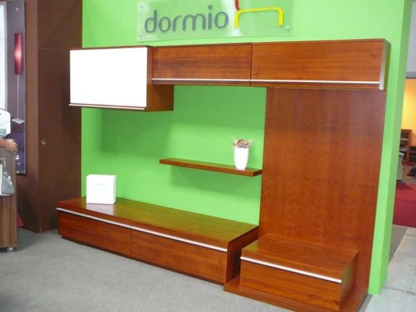 Extravagant Wohnwand ( zwei Vitrinen + Highboard ) Hochglanz Design Art Deco Stilmöbel