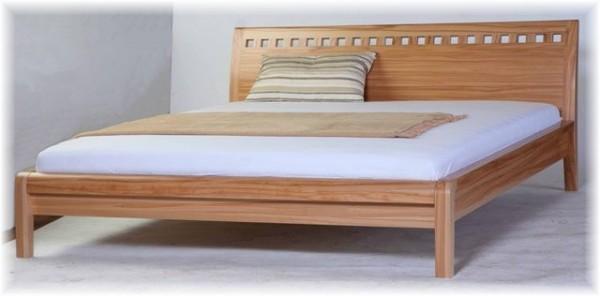 Bett Doppelbett Bettgestell Holzbett 180x200 Modernes Design Maßanfertigung